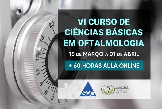 VI Curso de Ciências Básicas em Oftalmologia